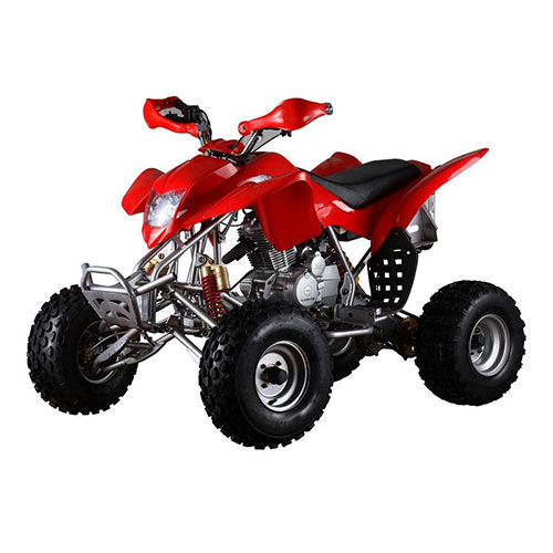 Gadgets answer: QUAD BIKE