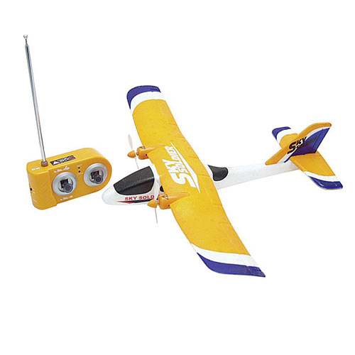 Gadgets answer: RC PLANE