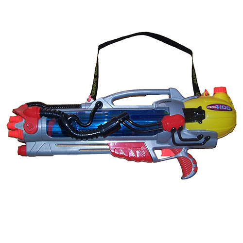 Gadgets answer: SUPER SOAKER
