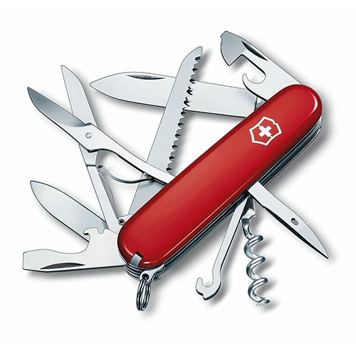 Gadgets answer: SWISS ARMY KNIFE