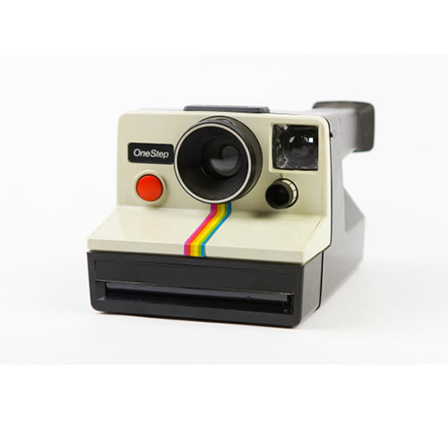 Gadgets answer: POLAROID