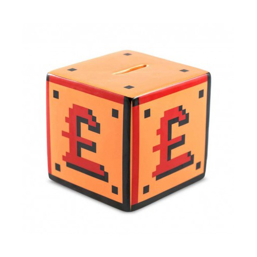 Gadgets answer: 8-BIT COIN BOX