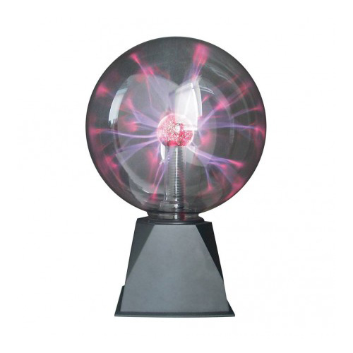 Gadgets answer: PLASMA GLOBE