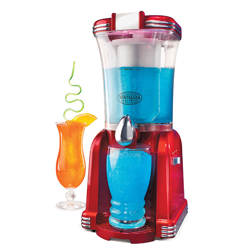 Gadgets answer: SLUSHY MAKER
