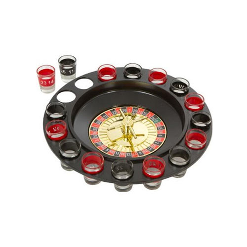 Gadgets answer: SHOT ROULETTE