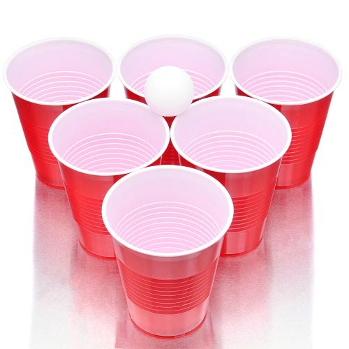 Games answer: BEER PONG