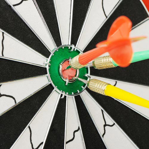 Games answer: DARTS