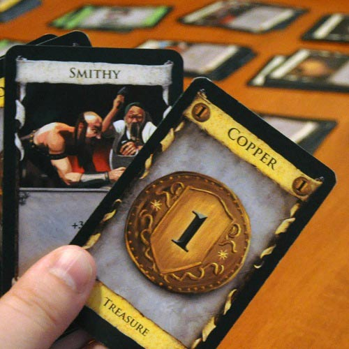 Games answer: DOMINION