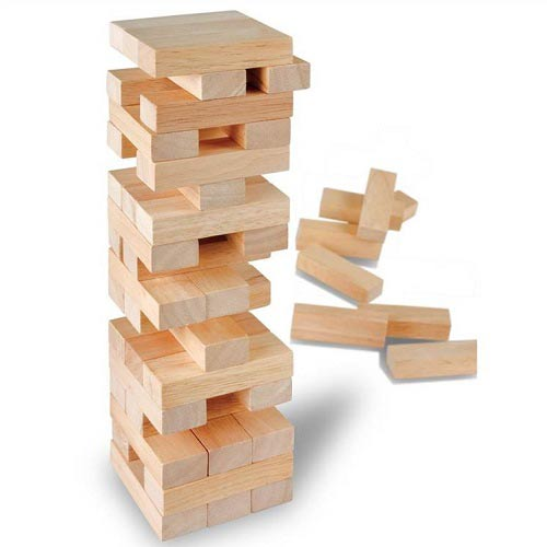 Games answer: JENGA