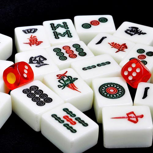Games answer: MAHJONG