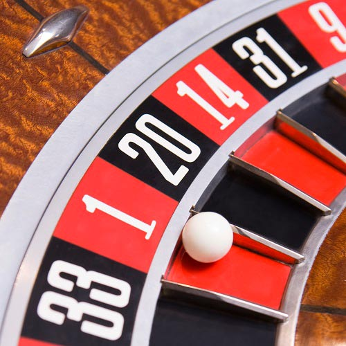 Games answer: ROULETTE