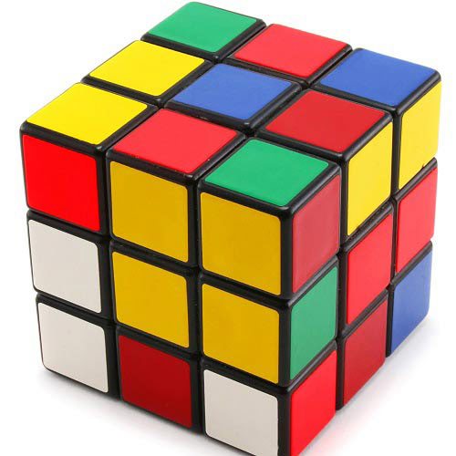 Games answer: RUBIKS CUBE