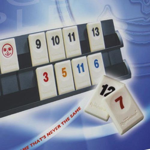 Games answer: RUMMIKUB