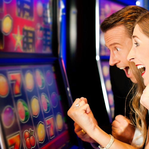 Games answer: SLOTS