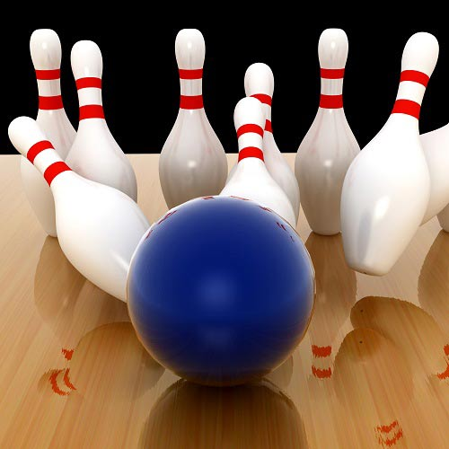 Games answer: TEN PIN BOWLING