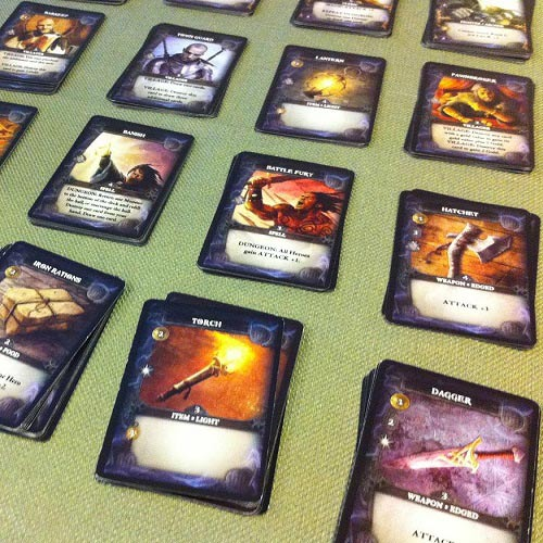 Games answer: THUNDERSTONE