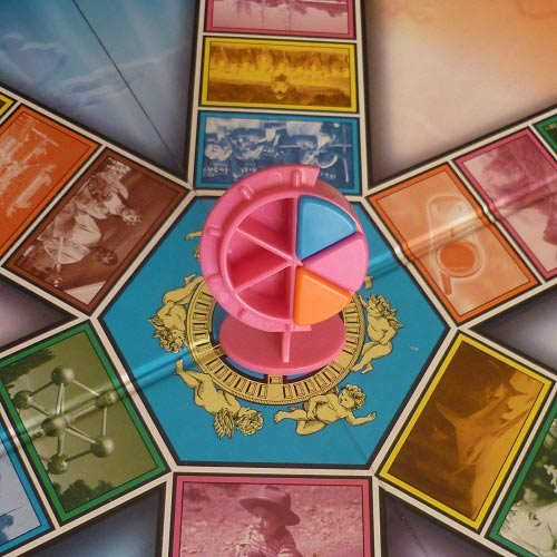 Games answer: TRIVIAL PURSUIT