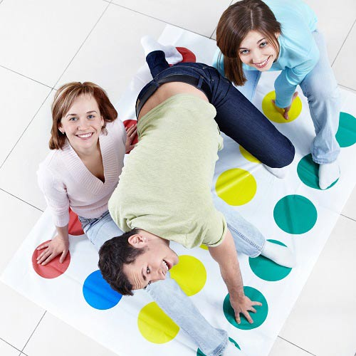 Games answer: TWISTER
