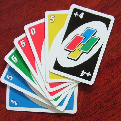 Games answer: UNO