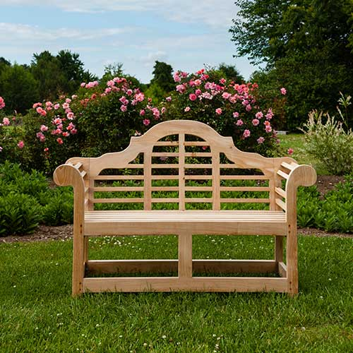 Gardening answer: BENCH
