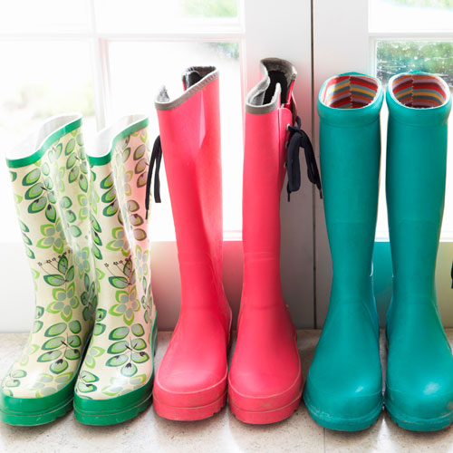 Gardening answer: WELLIES