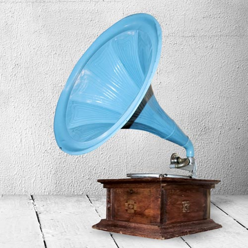 G is for... answer: GRAMOPHONE