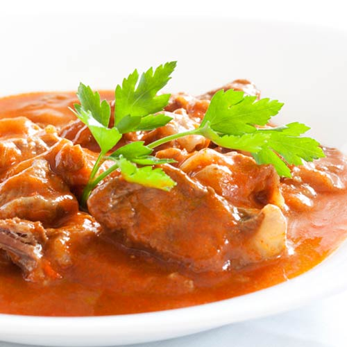 G is for... answer: GOULASH