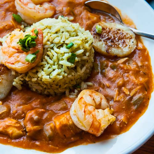 G is for... answer: GUMBO