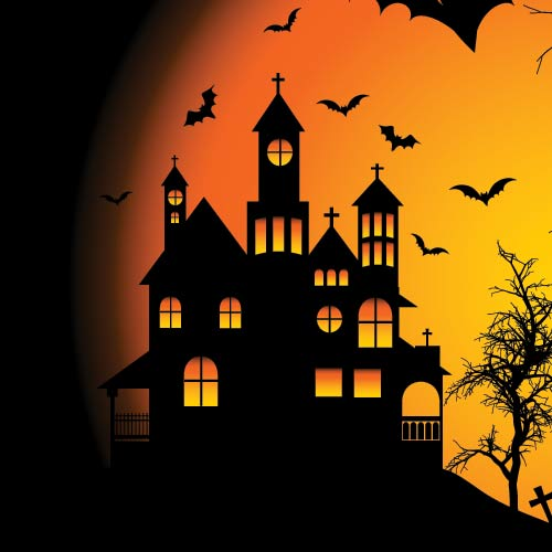 Halloween answer: HAUNTED HOUSE