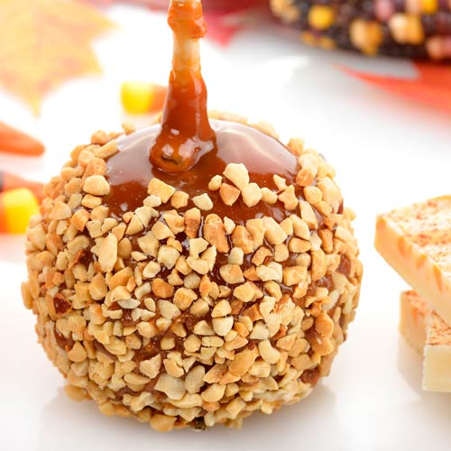 Halloween answer: CANDY APPLE