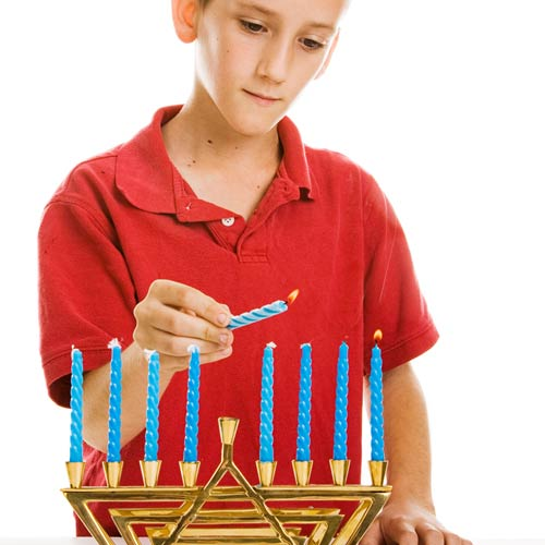 H is for... answer: HANUKKAH