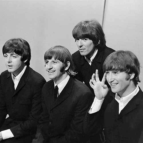 History answer: THE BEATLES