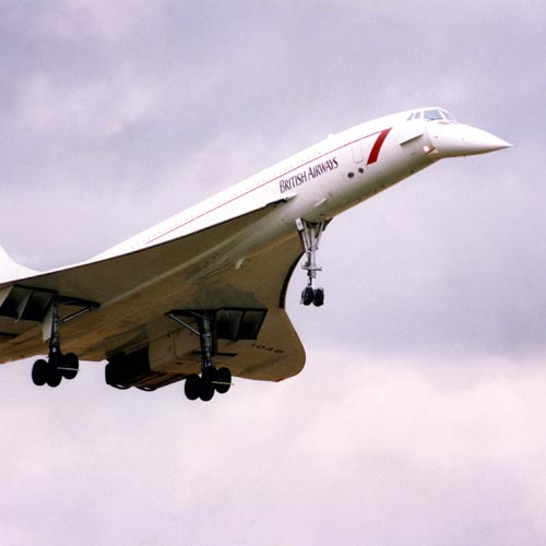 History answer: CONCORDE