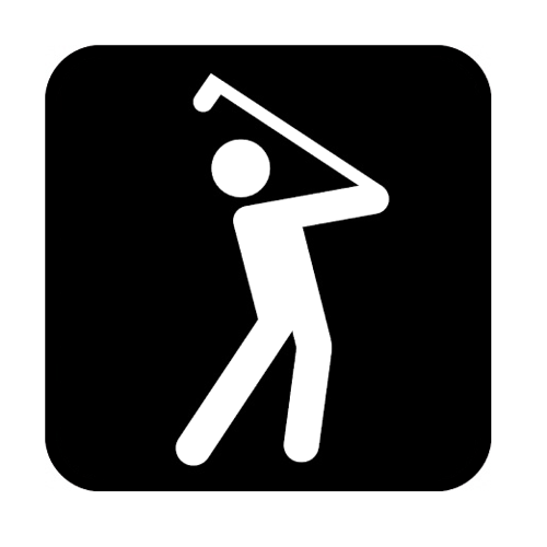 Holiday Logos answer: GOLF