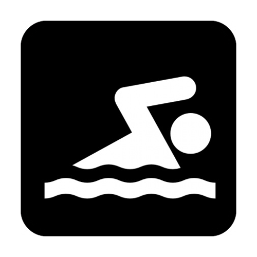 Holiday Logos answer: SWIMMING