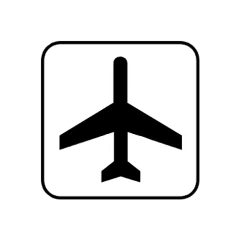 Holiday Logos answer: AIRPORT