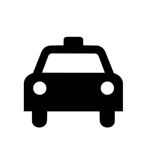 Holiday Logos answer: TAXI