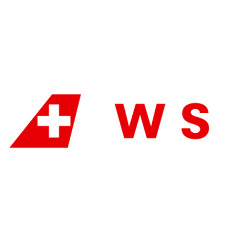Holiday Logos answer: SWISS AIR