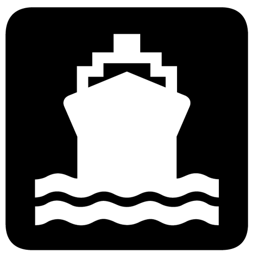 Holiday Logos answer: FERRY