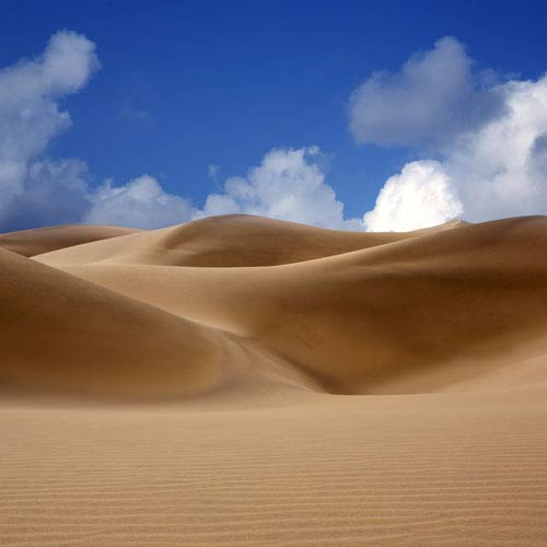 Holidays answer: SAND DUNES