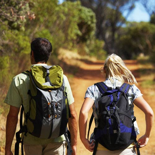 Holidays answer: BACKPACKING
