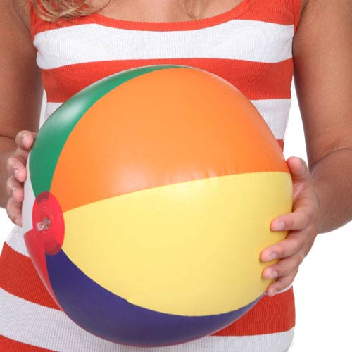 Holidays answer: BEACH BALL
