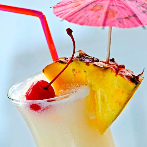 Holidays answer: PINA COLADA