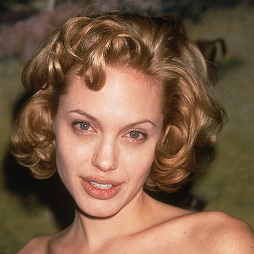 Icons answer: ANGELINA JOLIE