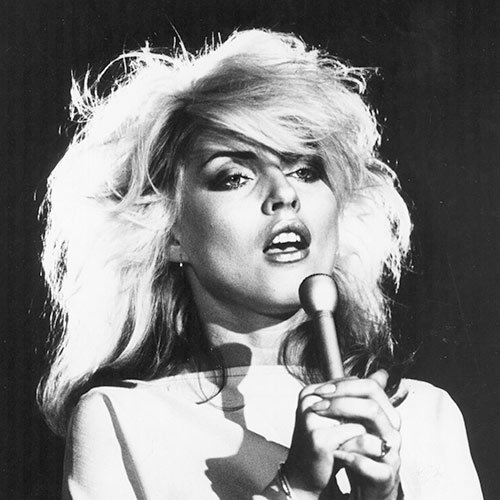 Icons answer: BLONDIE