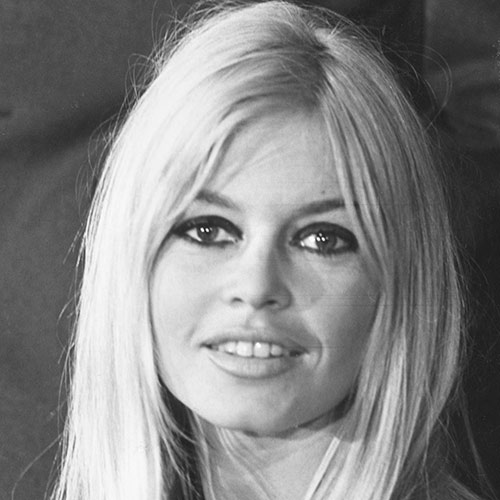 Icons answer: BRIGITTE BARDOT