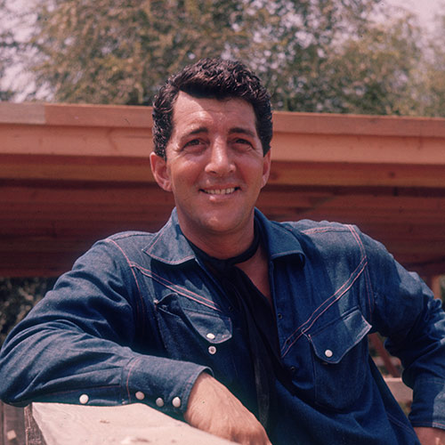 Icons answer: DEAN MARTIN