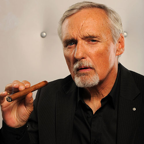 Icons answer: DENNIS HOPPER