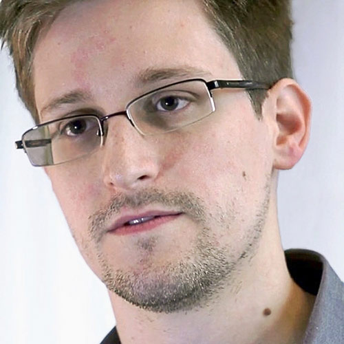 Icons answer: EDWARD SNOWDEN