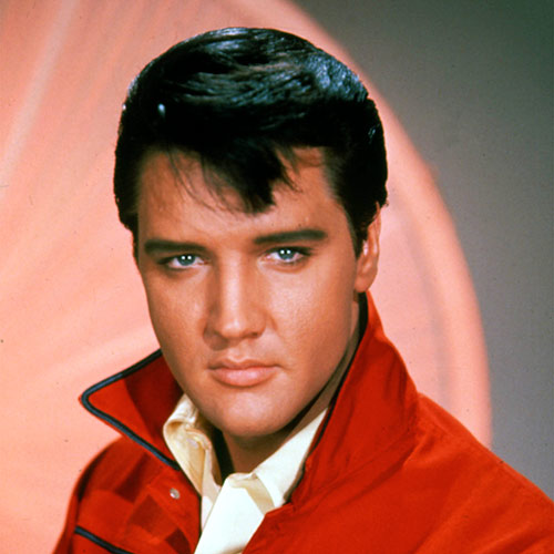 Icons answer: ELVIS PRESLEY